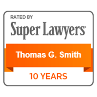 Super Lawyers- 10 Years